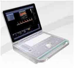 便攜式筆記本彩色肌骨超聲監測儀