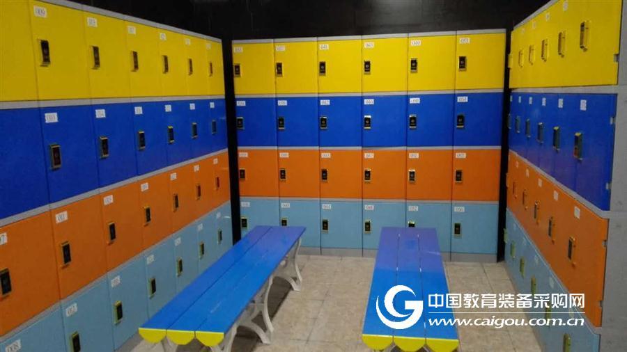 ABS塑料更衣柜 寄存柜 書包柜 浴室更衣柜 全塑儲物柜 防水更衣柜