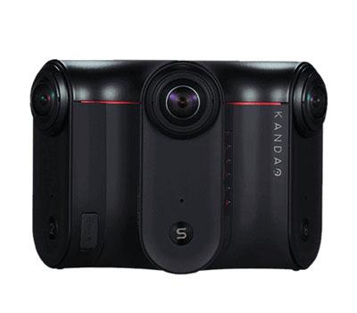 專業級3D全景拍攝VR相機