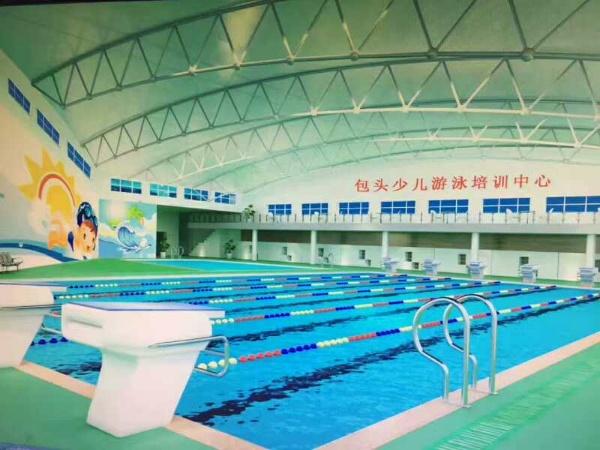 諾亞鋼結構裝配式游泳池