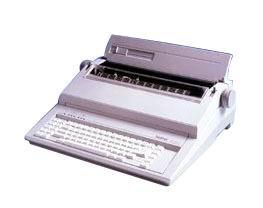EM-430 菊花字盤英文電子打字機