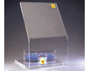 β放射性防护板