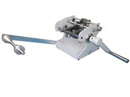 手摇电阻电容整型切脚机