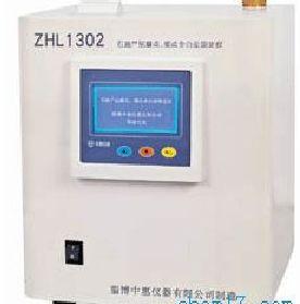 ZHL1301型石油产品倾点自动测定仪