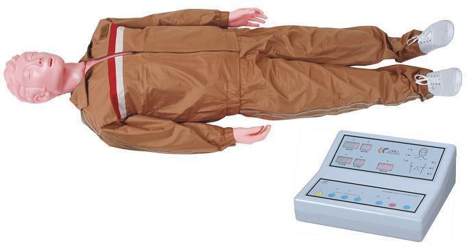 CPR300高级全自动电脑心肺复苏模拟人