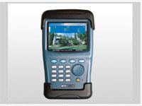 手持式CATV彩色TFT监视器场强仪DS1286B
