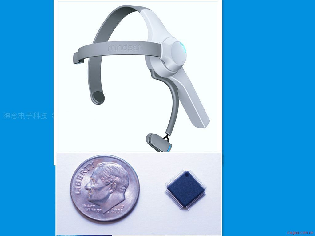 腦電波教具芯片,腦波芯片,意念控制,放松,傳感器