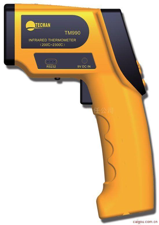 手持式冶金专用非接触红外测温仪
