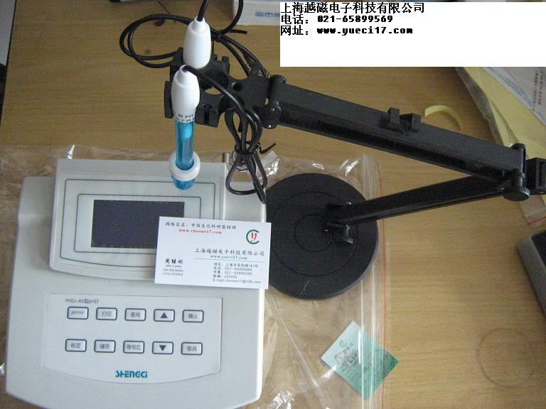 PHSJ-4A数显智能酸度计