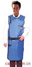 C201标准粘扣型无袖双面连体防护衣
