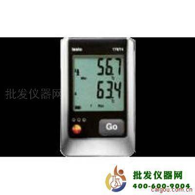 外置四通道温度记录仪