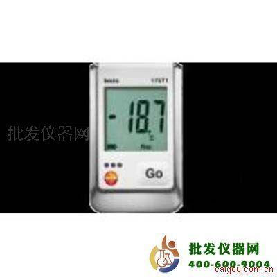 内置单通道温度记录仪