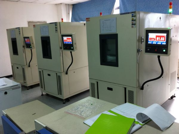 LED电子温度冷热高低温冲击试验箱