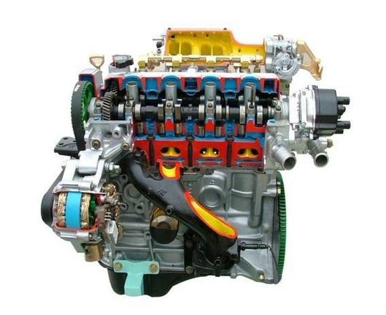 汽车发动机实物解剖,实物解剖教具