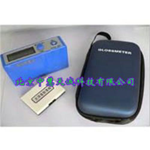 石材专用型光泽度仪/光泽计/测光仪 型号:YWZ60-L