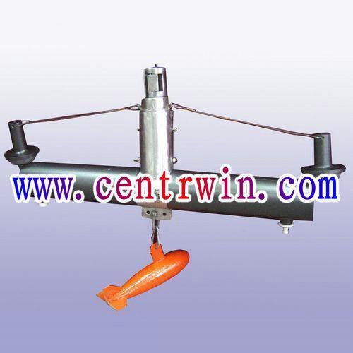 5L横式卡盖式采水器/卡盖式深水取样器 型号:TXH-013