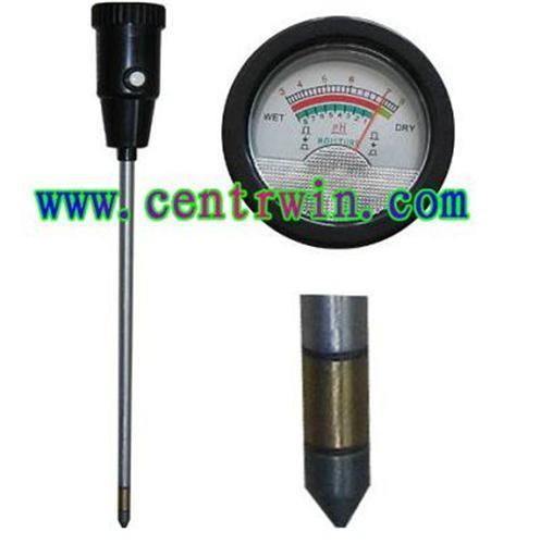 数显土壤酸度计/便携式土壤酸度计/土壤酸度水分计/土壤酸湿度计/土壤酸碱度计 型号:HK/ZYSDT-300