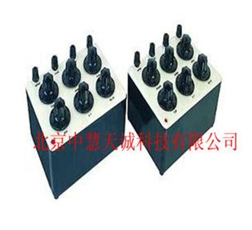 旋转式电阻箱 型号:DZZX21d