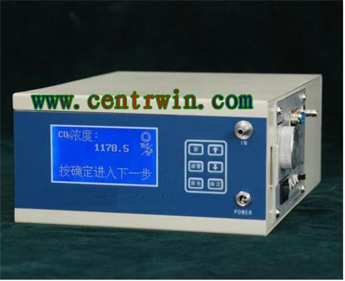 便携式红外线CO2分析仪(RS232接口) 型号:NJUH-3010E1