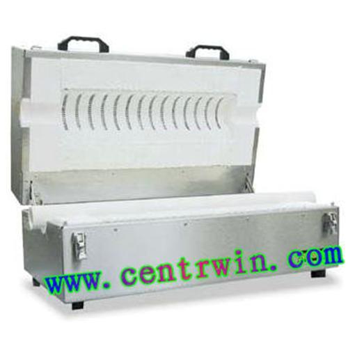 管式炉/水平或垂直操作的翻开式管式炉/气氛热处理炉 德国 型号:DBRS170/1000/13