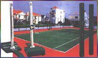 移動式升降網球柱/插入式網球柱