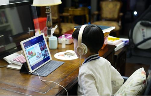 揭秘VIPKID在線課堂極致體驗:7萬師生同時在線流暢度堪比網紅直播