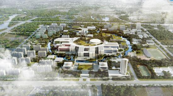 西湖大学云谷校区2021年建成 科学家的校园长啥样